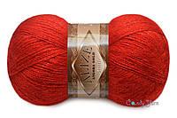 Alize Angora Gold Simli, Красный №106