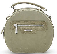 11c9e03c4af4 Женский клатч David Jones 5714-2 khaki Женские клатчи сумки через плечо,  женские клатчи