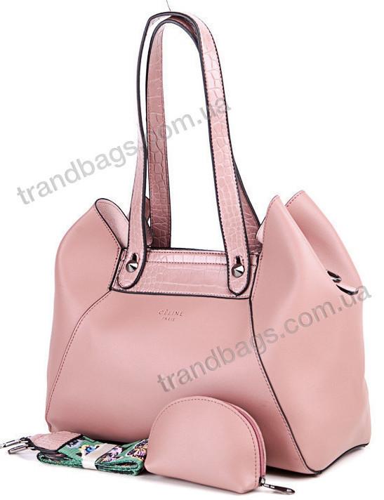f95aa7c03647 Женская сумка 1608 pink Брендовые женские сумки, недорого купить в Одессе 7  км