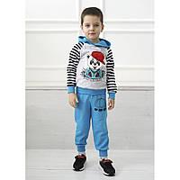 Теплый детский костюм на мальчика Панда 7dd3e550a8888