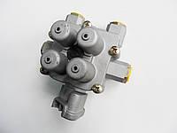 3515025-73A, 3515010-523 Клапан тормозной воздушной системы 4-х контурный на самосвал FAW