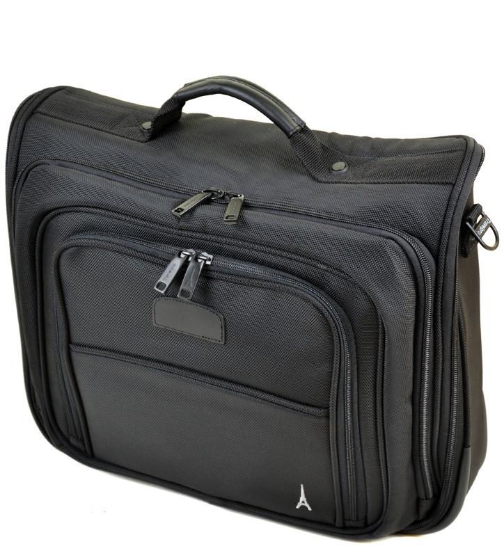 ff313e92c2c5 Мужская сумка 5400 black Сумка мужская Travelpro для ноутбука нейлон -
