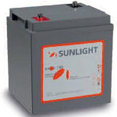 Аккумуляторная батарея SunLight SPb 6-100