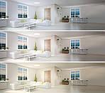 Светодиодный настенно-потолочный светильник MAXUS 1-MCL-0224-3S-C 3-step 24W 3000-6500K Круг, фото 2