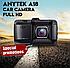 Автомобільний відеореєстратор Full HD 1080P Anytek A-18, фото 5