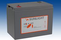 Аккумуляторная батарея SunLight SPb 6-160