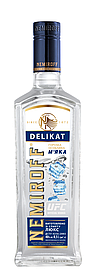 Водка Nemiroff Delikat мягкая 0.5л
