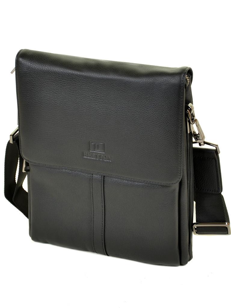fd81de030ffd Сумка Мужская Планшет кожаный BRETTON BE 5387-3 black.Купить мужскую  кожаную сумку -