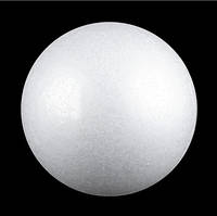 Пенопластовый  шар, 100мм