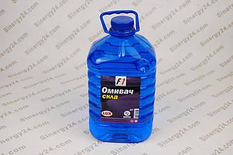 Жидкость для омывателя стекла F1 Морская свежесть -25С 5л
