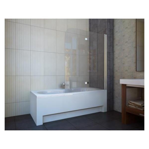 Шторка для ванны Koller Pool QP97 Clear левосторонняя