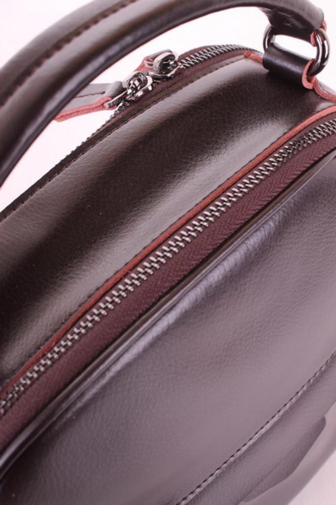 4faa588a6968 Женский кожаная сумка клатч Galanty 10640 Coffee женские клатчи из натуральной  кожи купить недорого, цена 830 грн., купить в Одессе — Prom.ua  (ID#890580490)