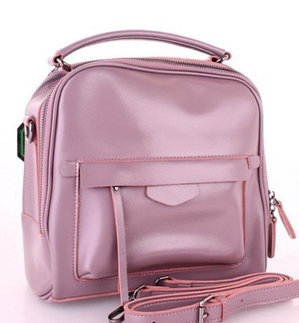 f125cc0afdb4 Женский кожаная сумка клатч Galanty 10640 Pink женские клатчи из натуральной  кожи купить недорого -