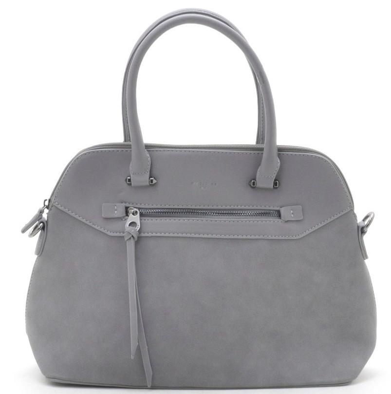 33e632bc5f12 Женская сумка David Jones 5800-3 grey (серая) сумка женская ДЕВИД ДЖОНС