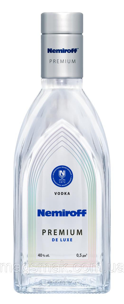 Водка Nemiroff Premium 0.5л