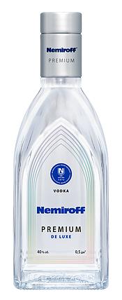 Водка Nemiroff Premium 0.5л, фото 2