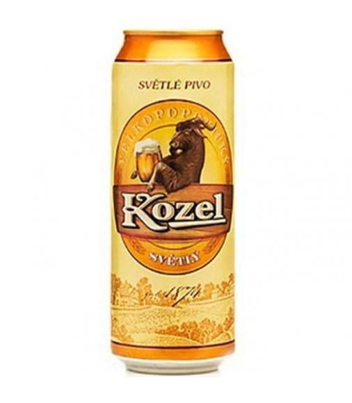 Пиво Велкопоповицкий Козел. Светлое 0,5л.