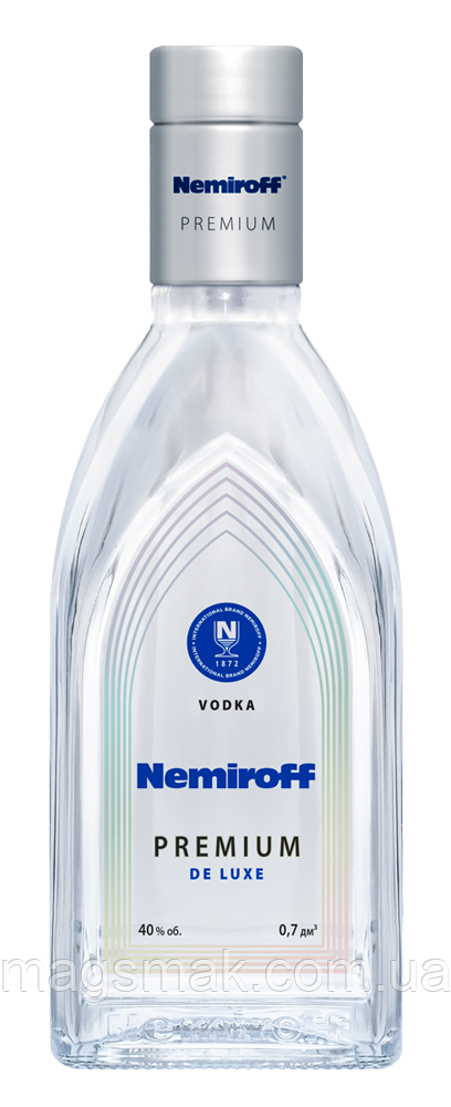 Водка Nemiroff Premium 0.7л