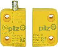 502224 магнітні захисні вимикачі PILZ PSEN 2.1p-24/PSEN2.1-20/8mm/LED/EX/1unit
