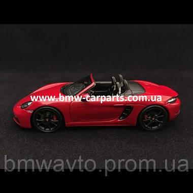 Модель автомобиля Porsche 718 Boxster GTS, 1:43, Limited Edition, фото 3