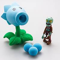Игровой набор Plants vs Zombies Ледяной горохострел (Растения против зомби) 00062