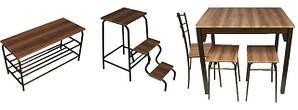 Мебель для дома и ресторанов