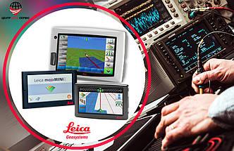 Диагностика, ремонт, прошивка курсоуказателя (агронавигатора, навигатора для поля) LEICA