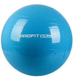 Мяч для фитнеса (фитбол) 65 см Profi MS 0382 голубой