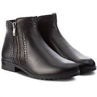 Брендовые кожаные ботинки Caprice, Германия-Оригинал