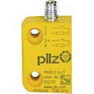 522121 магнітні захисні вимикачі PILZ PSEN 2.1p-21/8mm/LED/1switch , фото 2