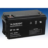 Аккумуляторная батарея SunLight SPb 12-65