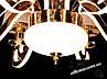 Класична люстра з підсвіткою корпуса 60W, фото 6