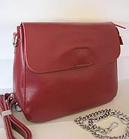 a99f1feb042e Женский кожаная сумка клатч 8107 W.Red Женская кожаная сумка, кожаный женский  клатч