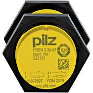 523121 магнітні захисні вимикачі PILZ PSEN 2.2 p-21/LED/8mm 1 switch, фото 2