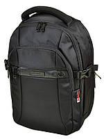 a0d56d6edb06 Рюкзак Городской нейлон Witzman 3300 black.Купить рюкзак городской Одесса 7  км.