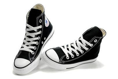 Кеды Converse All Star черные