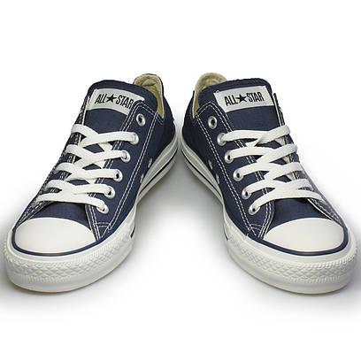 Кеды Converse All Star Low синие