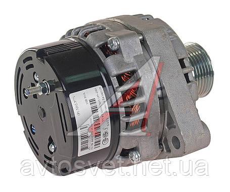 Генератор (14В/90А) ВАЗ 2108,2109, 21099, 2110 з інжектором (БАТЕ) 3202.3771, фото 2