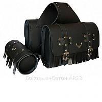 Кофри ARMODE бічні портфелі (багажник) комплект 3 шт. для Мотоцикла