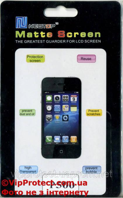 LG_P500, матовая пленка Optimus One