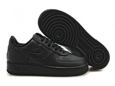 Кроссовки Nike Air Force 1 Low All Black
