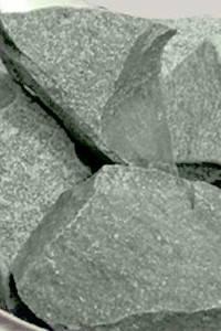 Камень для бани жадеит колотый средний в мешке Хакасия, фото 2
