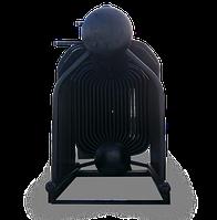 Паровой котел ДКВр-4-13 ГМ на твердом топливе (твердотопливный), фото 1