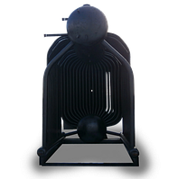 Паровой котел ДКВр-6.5-13 ГМ на твердом топливе (твердотопливный), фото 1
