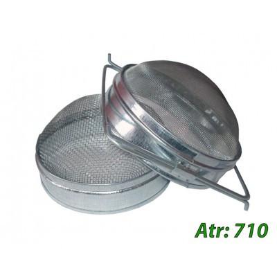 ДВУХСЕКЦІЙНИЙ ФІЛЬТР D-170 (із оцинкованої сталі)