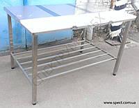 Стол для обвалки и жиловки мяса 1400х800, фото 1
