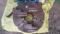 Патрон токарный 250 на планшайбу , фото 1