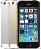 IPhone 5S. 4'' 2G/3G/4G RAM1GB ROM64GB 2и8mPix SpaceGray Защитные плёнки