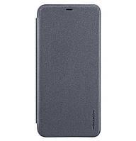 Чехол-книжка Nillkin Sparkle Series для Samsung Galaxy A6 (2018) SM-A600F Black