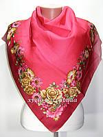 Кашемировые платки Алмира, красный